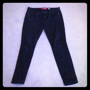 Guess Jeans Black Skinny Fit Size 29